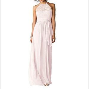 Azazie Blush Bridesmaid dress